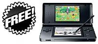 Free Nintendo DSi