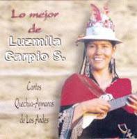 Cantos Quechua-Aymaras de los Andes