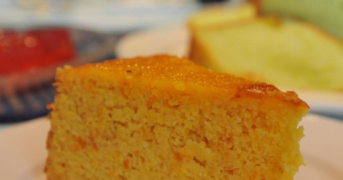 Karen Martini Orange Almond Cake Recipe