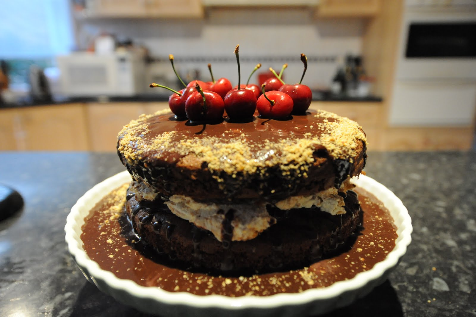 Gary Mehigan Black Forest Cake Recipe