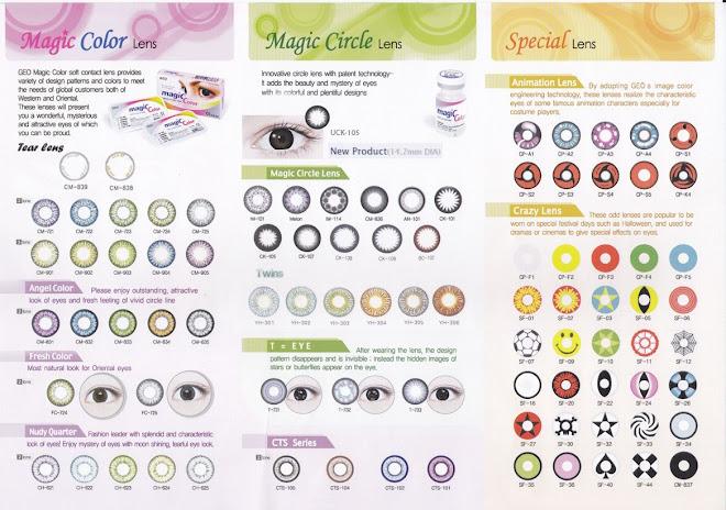 softlens geo free ongkir Rp.150-170rbu/psg
