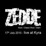 Zedde: Live Loud And Explosive