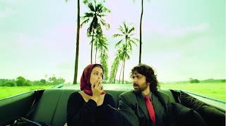 Hrithik Roshan and Aishwariya Rai Bachchan in Guzaarish still