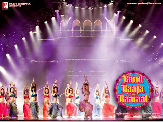 Band Baaja Baaraat still
