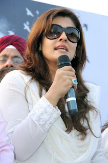 Raveena Tandon for the Ek Kadam A March for Solidarity
