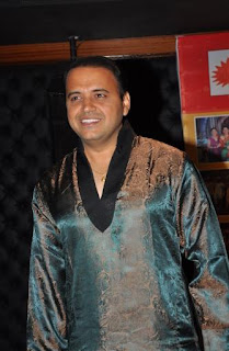 Mandar Chandwadkar at 500 episodes celebration party of TMKOC
