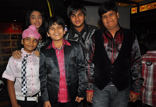 Tappu Sena @ 500 episodes celebration party of TMKOC