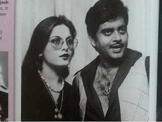 Sonakshi parents - Shatrughan Sinha and Punam Sinha