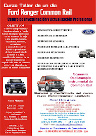 Curso Ford Ranger Common Rail