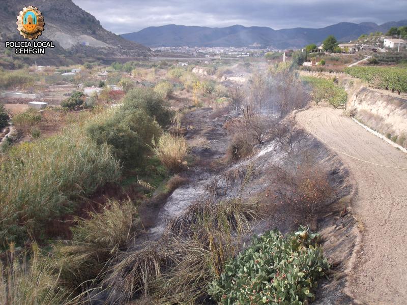 Policia local cehegin consejos contra los incendios - Matachispas para chimeneas ...