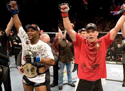 UFC® 98 EVANS vs MACHIDA - Votação, Enquete - Quem vence cada luta? Evans-Machida