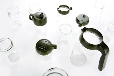 Jar Tops by Jorre van Ast