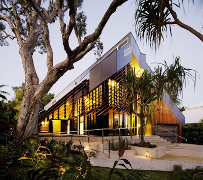 Modern Contemporary Home in Australia