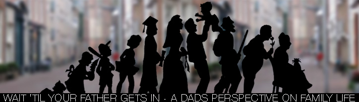 A dad's perspective on family life