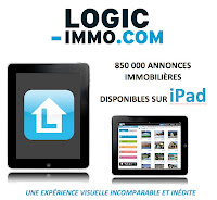 iPad Logic-immo