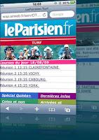 Le Parisien Turf
