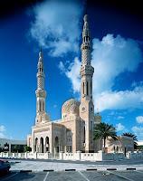 Mosquée Dubai