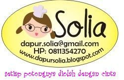 ** DAPUR SOLIA **