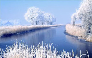 beautiful sceneries winter