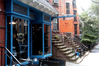 presenting cafe regular du nord a tiny coffee shop in park slope brooklyn that will transport you to 1950s france the moment you spot the storefront
