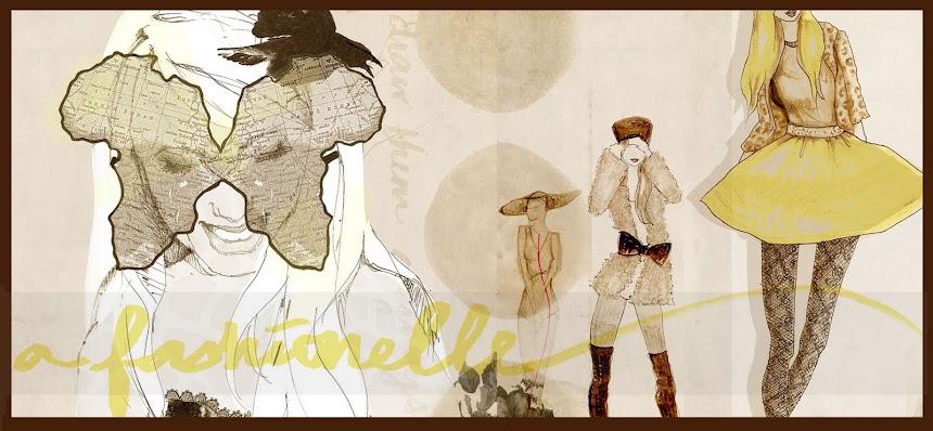a fashionelle
