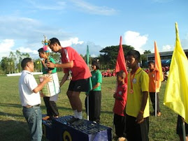 การแข่งขันกีฬาสี กระเทียมสัมพันธ์ 51