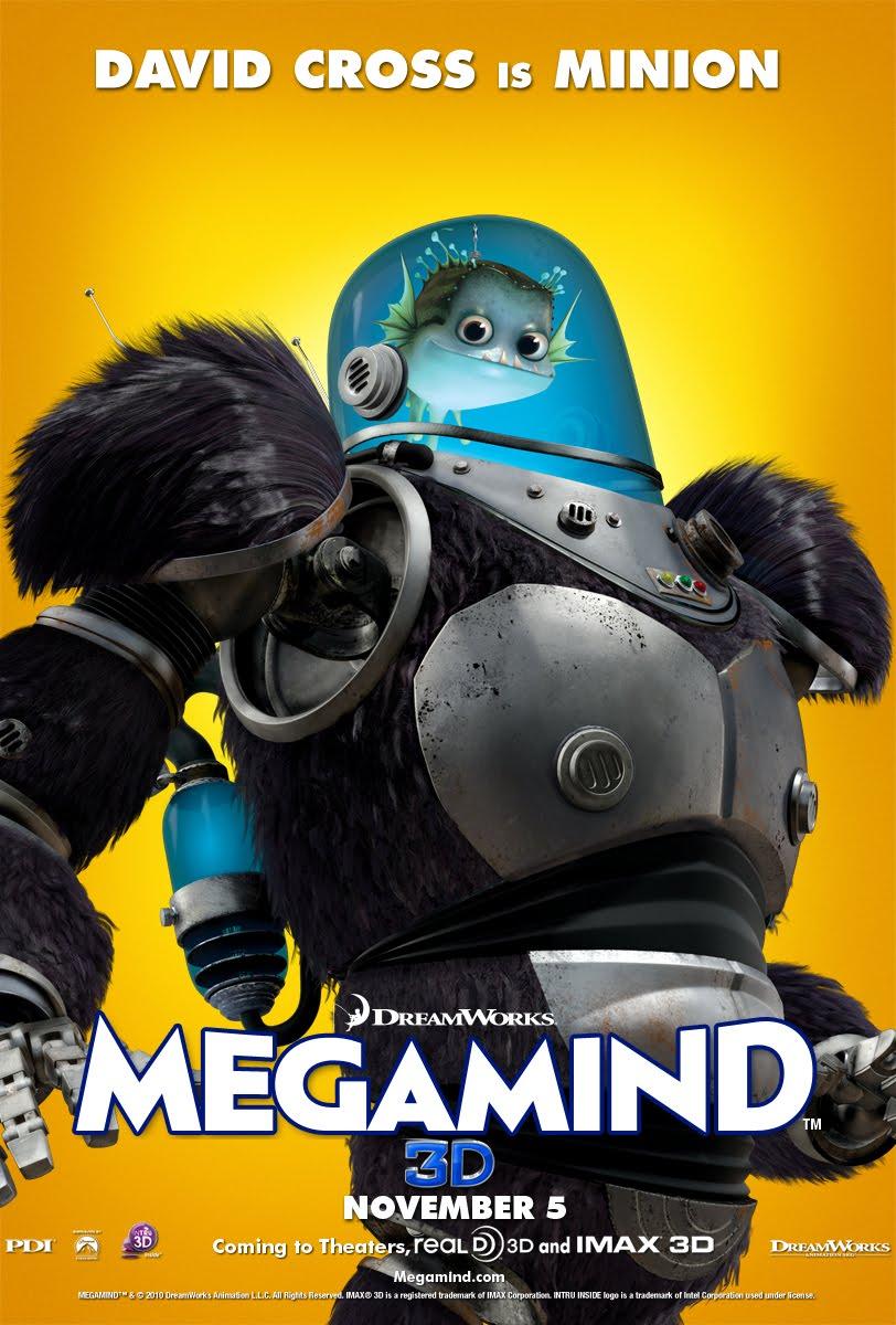 Megamind : Teaser Trailer