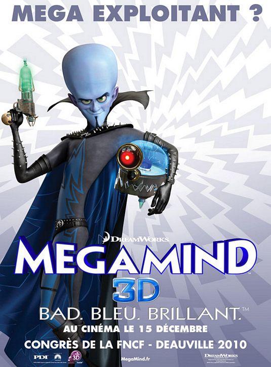 Megamind   Teaser Trailer