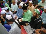 Nostalgia pengkebumian Arwah Hj. Roslan Shaharum