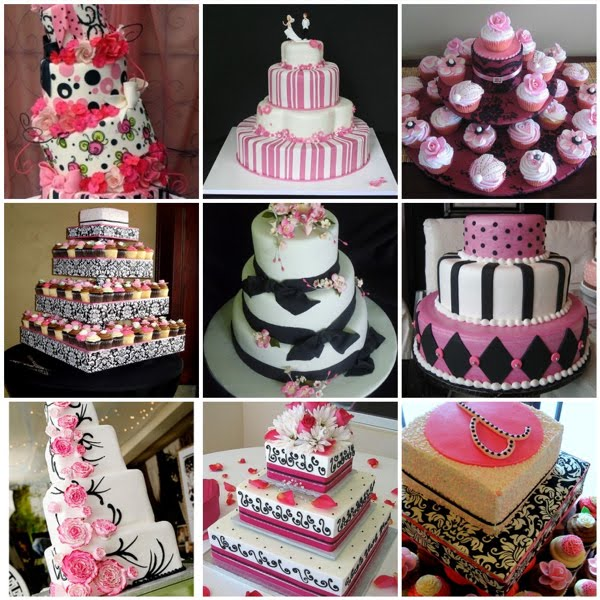Pink Wedding Cakes Incorporating Pink for Wedding Cakes Sweet As Can Be