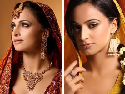 Getting the Flawless Indian Bridal Make-up Look