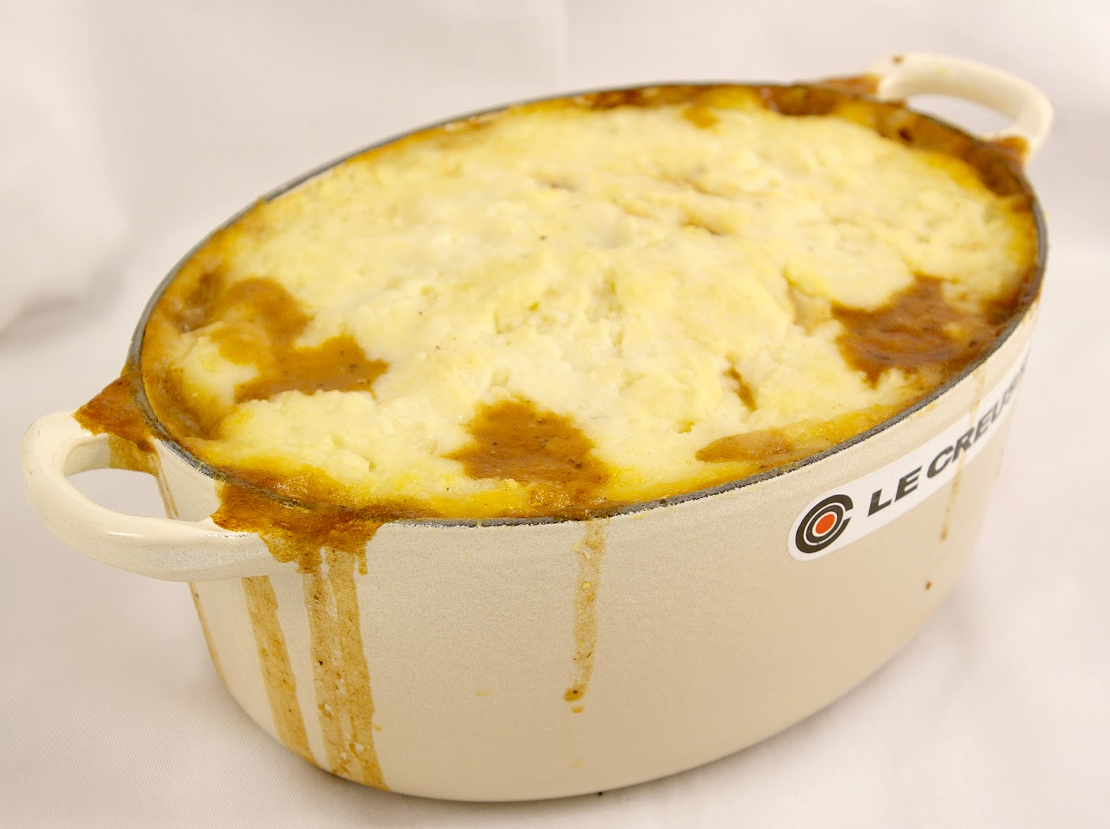 These Peas are Hollow: Greek-Style Shepard's Pie & A Giveaway!