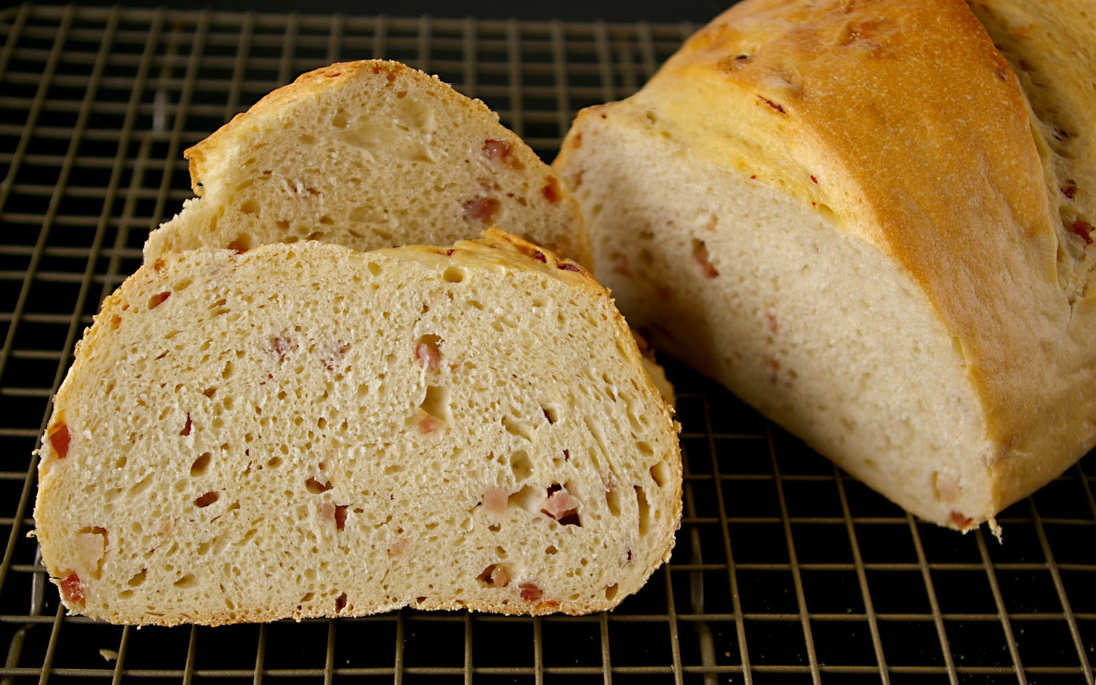 prosciutto bread from professional baking by wayne gisslen yeast ...