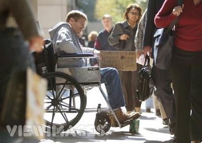 disabled homeless