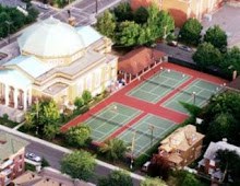 Glebe St James Tennis