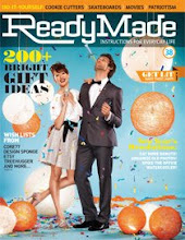 See Jim and Modern Craft in ReadyMade Magazine