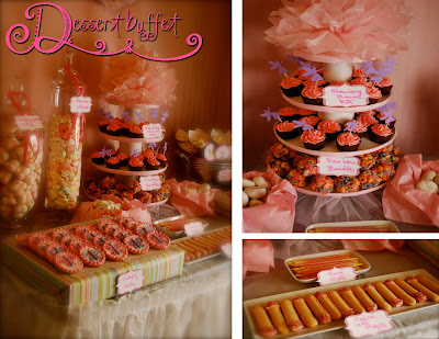 Fairy Princess Tea Party