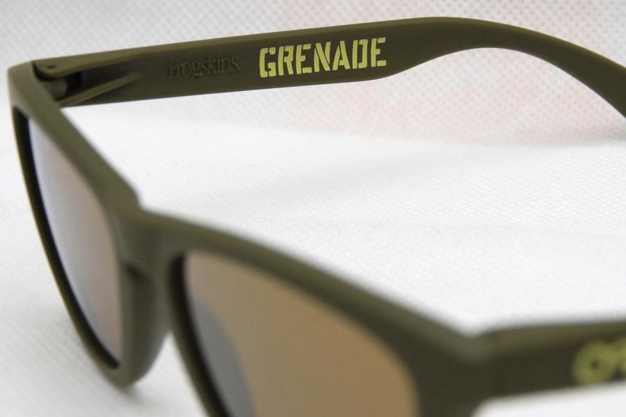 Oakley Grenade Frogskins