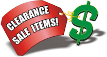 CRAZY CLEARANCE SALE!!