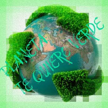 planeta te quiero verde