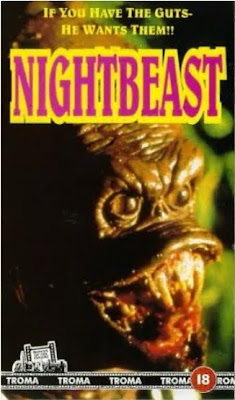 To Obscurity and Beyond: Movie Review: Nightbeast (1982)