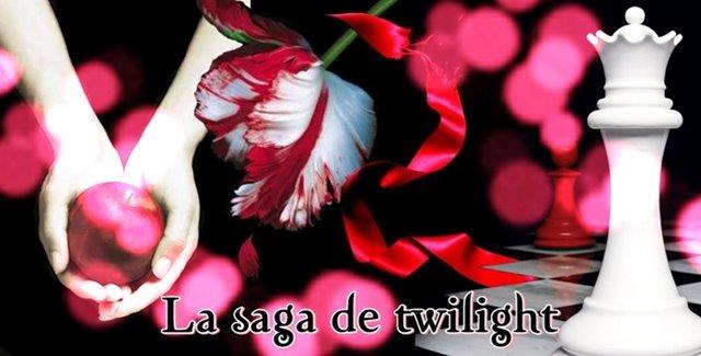 La saga de twilight