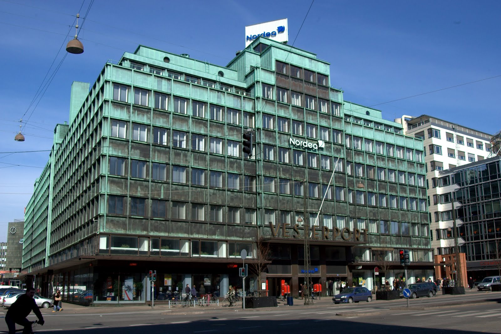 nordea bank sweden