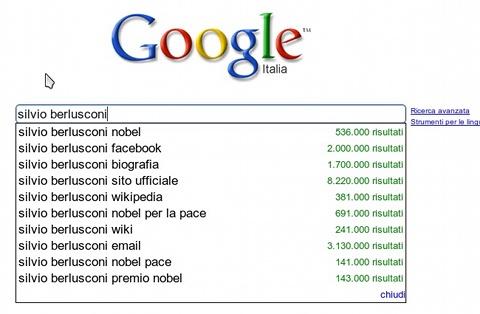 google silvio