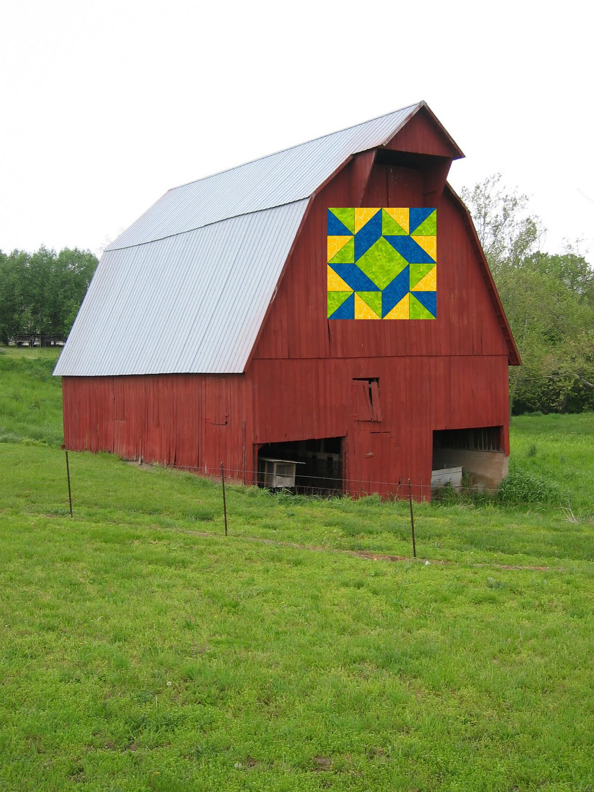 Insights From Sewcalgal Painting Barn Quilts