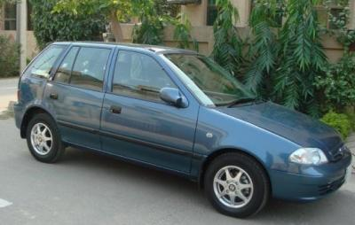 Car Shopping Center  Suzuki Cultus 2003 for Sale  Faisalabad
