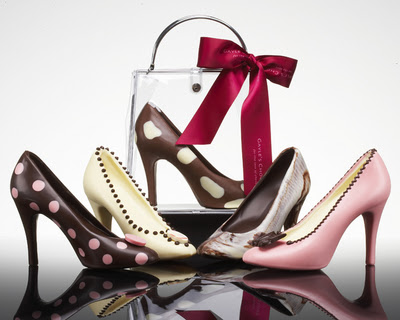 Gayle's Chocolates shoes