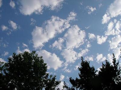 Clouds (photo credit: P. Coletta)