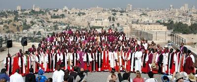 Bishops at GAFCON