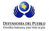 Defensor a santander for Logo del ministerio de interior y justicia